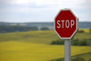 Stop sign to tell you to stop using Vlookup